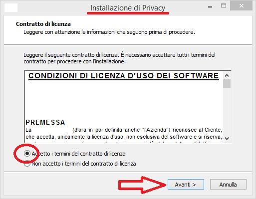 software pirata come ti spia